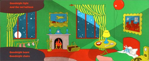 Goodnight Moon interior
