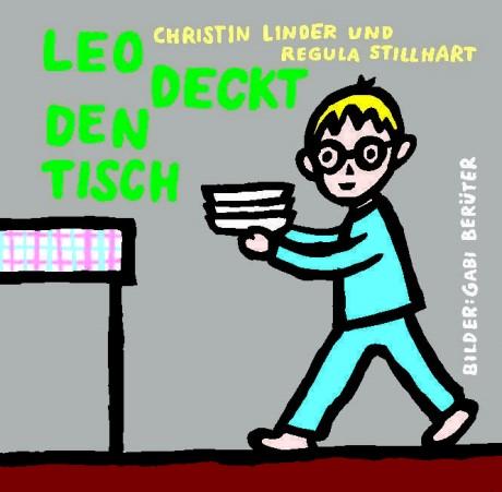 Leo Deckt den Tisch